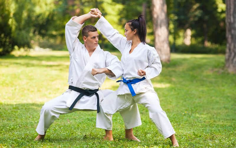 Martial Arts Lessons for Adults in Broomfield CO - Outside Martial Arts Training
