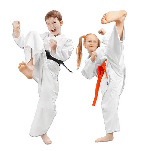 Martial Arts Lessons for Kids in Broomfield CO - Kicks High Kicking Together