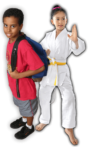 After School Martial Arts Lessons for Kids in Broomfield CO - Backpack Kids Banner Page