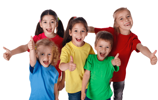 Martial Arts Summer Camp for Kids in Broomfield CO - Happy Smiling Kids Footer Banner